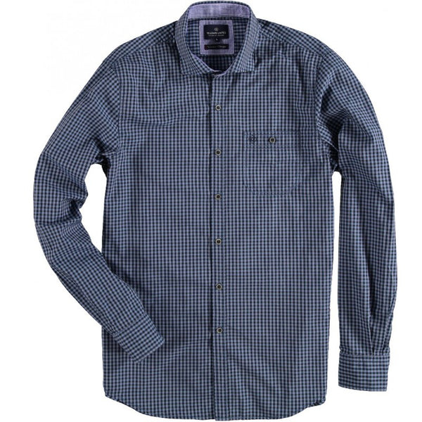 FELLOWS UNITED- Shirt L/S Classic Dresscheck