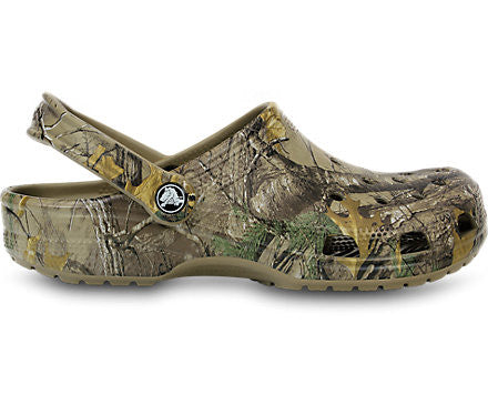CROCS- Men's Classic Realtree Xtra® Clog