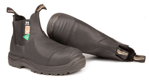 Blundstone- Men's 165 - The Greenpatch Met Guard in Black
