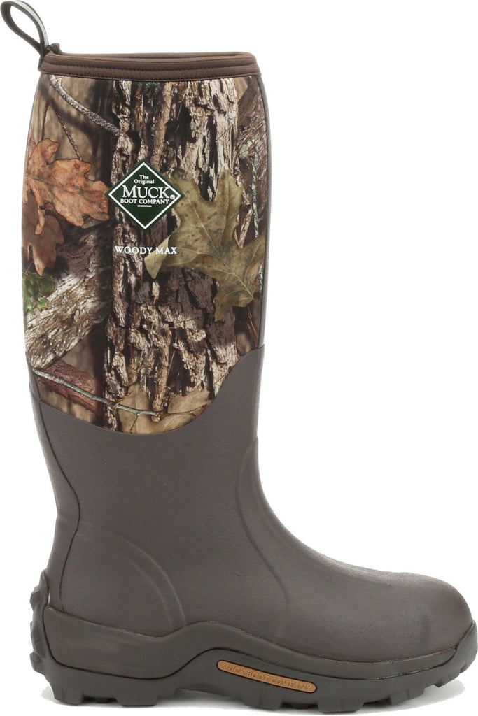 MUCK - MENS WOODY MAX REALTREE CAMO