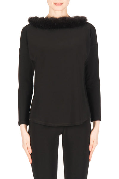 JOSEPH RIBKOFF- LONG SLEEVE TOP 183155