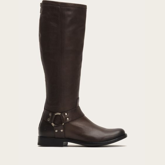 FRYE- WOMEN'S PHILLIP HARNESS TALL