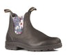 BLUNDSTONE- 1916- ORIGINAL BLACK FLOWER ELASTIC