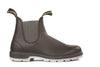 BLUNDSTONE- 1943- LEATHER LINED CLASSIC BLACK GREY SOLE