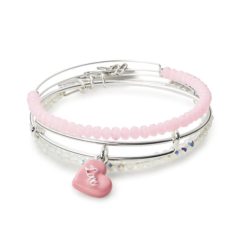 ALEX AND ANI- Love Sweet Set Of 3