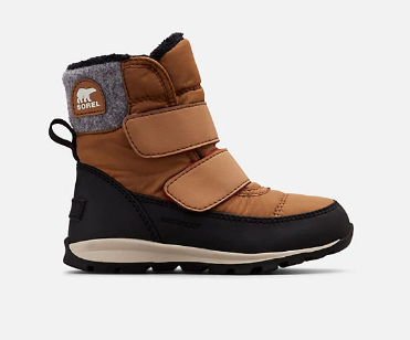 SOREL - CHILDREN'S WHITNEY™ STRAP BOOT