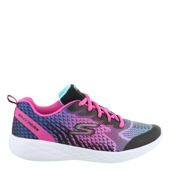 SKECHERS - YOUTH GORUN 600 BRIGHT SPRINTS