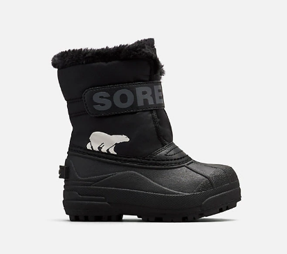 SOREL - TODDLER SNOW COMMANDER™ BOOT
