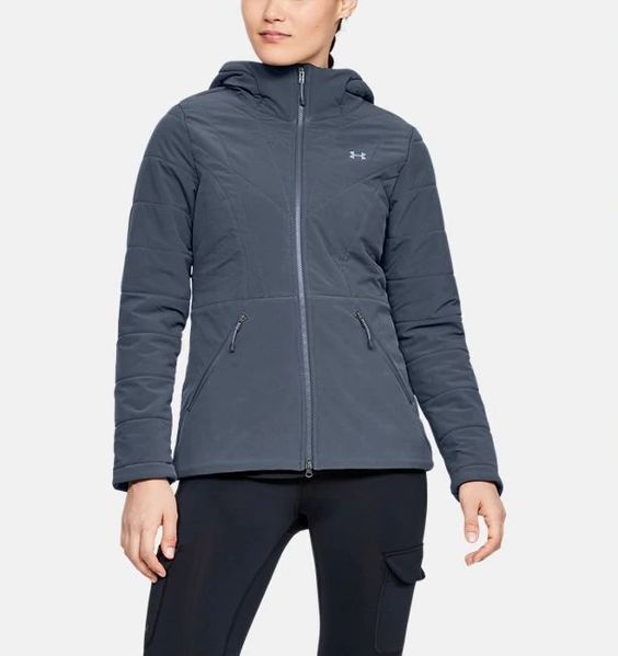 UNDER ARMOUR- COLDGEAR QUILTED FULL-ZIP (more colours)