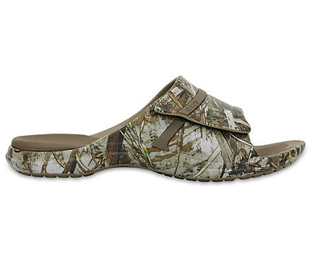 CROCS- Men's MODI Sport Realtree Max-5® Slides