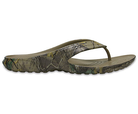 CROCS- Men's Classic Realtree Xtra® Flip