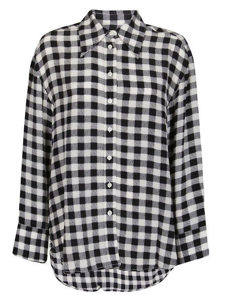 MICHAEL KORS- CHECK SHIRT
