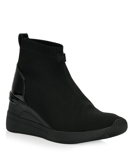 MICHAEL KORS - SKYLER BOOTIE ALL BLACK