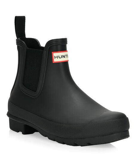 HUNTER- WOMEN'S ORIGINAL CHELSEA BOOTS