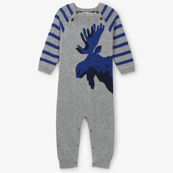 HATLEY- MOOSE KNIT JUMPSUIT