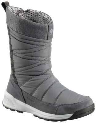 COLUMBIA- WOMEN'S MEADOWS™ SLIP-ON OMNI-HEAT™ 3D BOOT