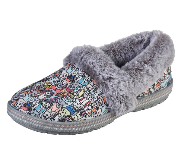 SKECHERS- WOMEN'S BOBS TOO COZY - DRESSY DOGS
