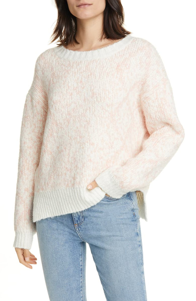 LINE- URSULA COTTON BLEND SWEATER