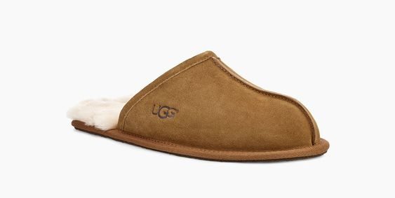 UGG- MEN'S SCUFF SLIPPER