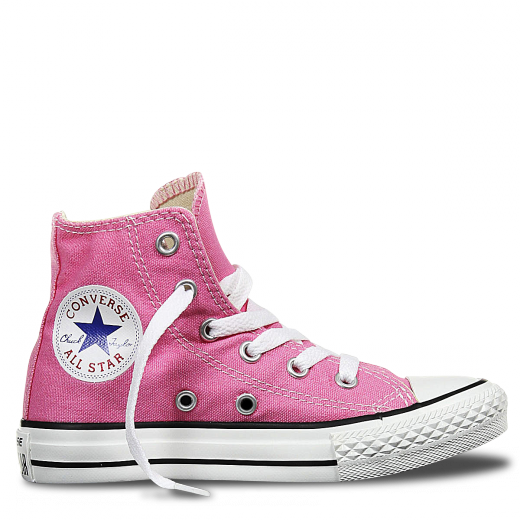 CONVERSE- Chuck Taylor All Star Junior High Top Pink