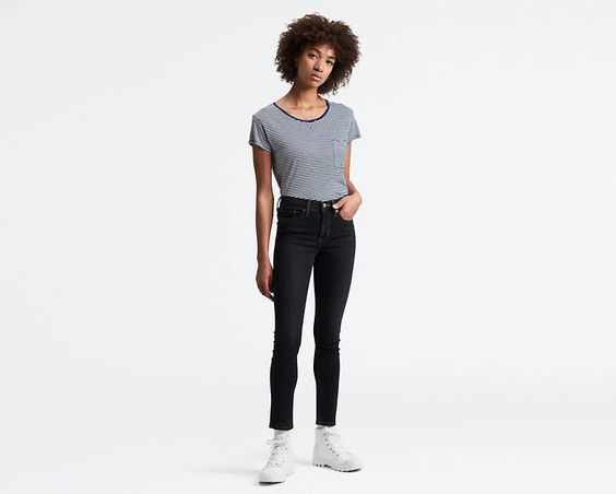 LEVI- 311 SHAPING SKINNY JEANS