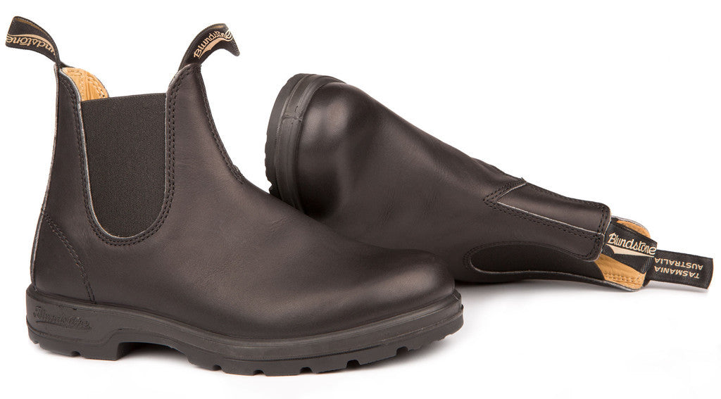 Blundstone- Men's 558 - The Leather Lined in Black