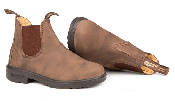 Blundstone- 565 - Kid's Blunnies in Rustic Brown