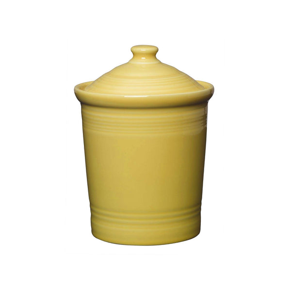 FIESTA- MEDIUM CANISTER SUNFLOWER