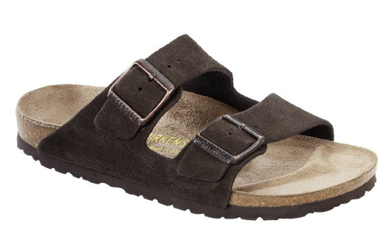 BIRKENSTOCK- MEN'S ARIZONA | SUEDE | MOCHA S