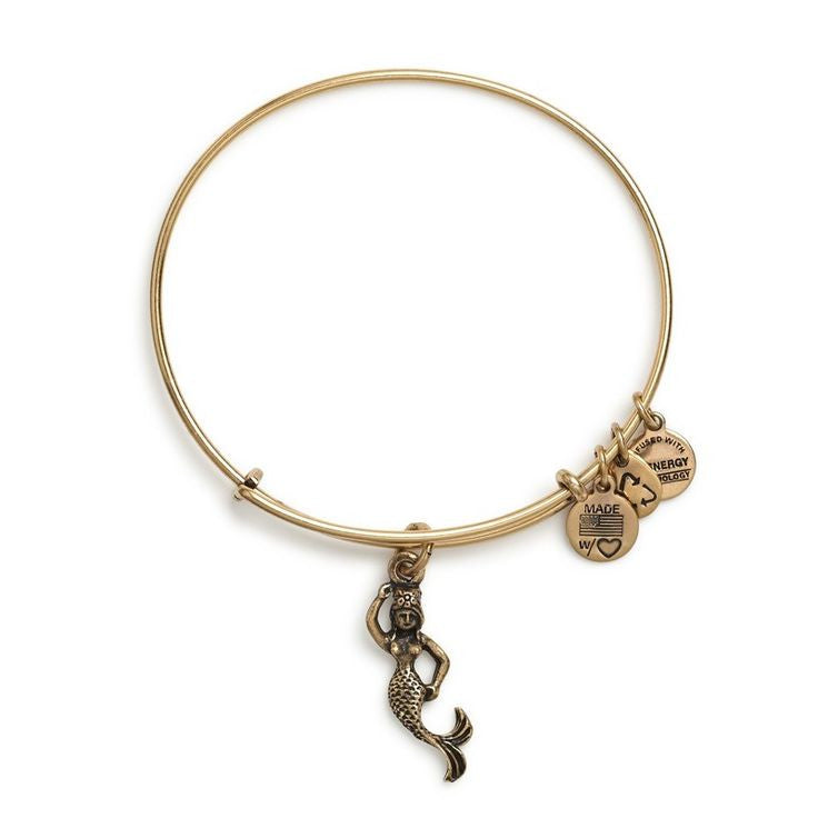 ALEX AND ANI- Mermaid Charm Bracelet
