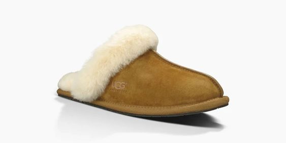 UGG- WOMEN'S SCUFFETTE II SLIPPER