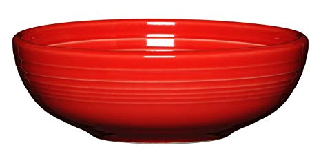 FIESTA- MEDIUM BISTRO BOWL SCARLET