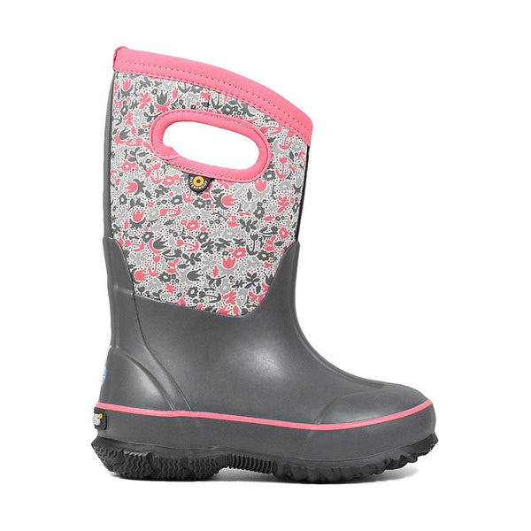 BOGS- CLASSIC FRECKLE FLOWER WINTER BOOT
