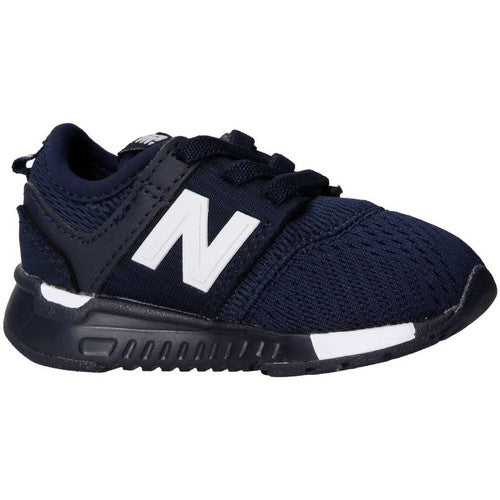 NEW BALANCE- 247 BOYS' TODDLER NAVY RUNNING SHOE