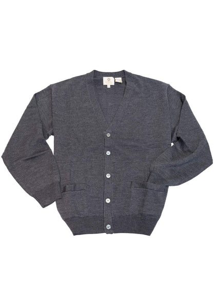 VIYELLA- Button Front Cardigan