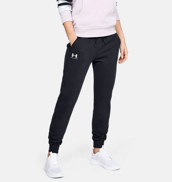 UNDER ARMOUR- WOMEN'S RIVAL FLEECE SPORTSTYLE GRAPHIC PANTS