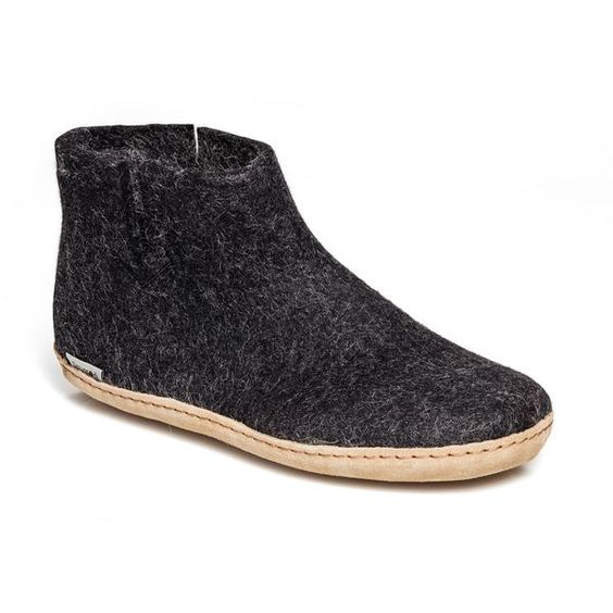 4f56d18a35a GLERUPS- MEN S BOOT with Leather Sole in Black – Bigley Shoes and ...