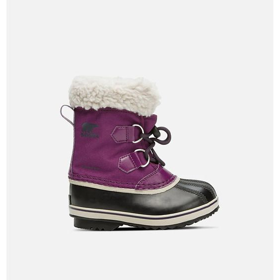SOREL - CHILDREN'S YOOT PAC™ NYLON BOOT