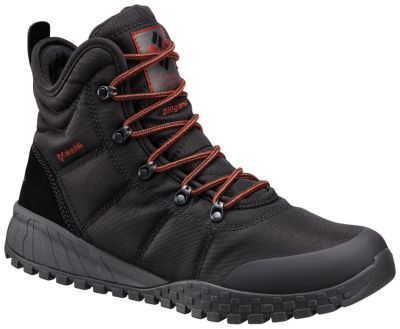 COLUMBIA- MEN'S FAIRBANKS™ OMNI-HEAT™ BOOT