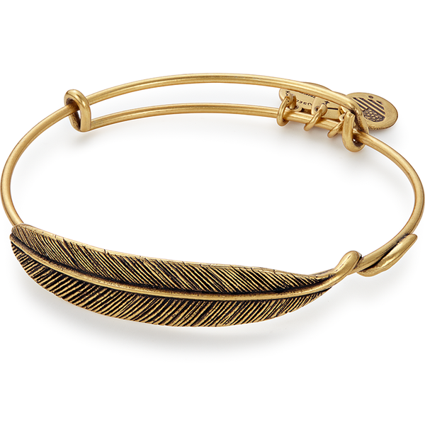 ALEX AND ANI- Quill Feather Wrap