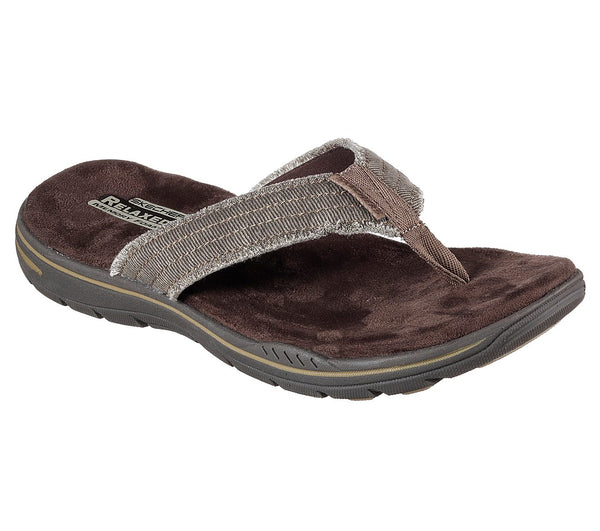 SKECHERS- MEN'S  RELAXED FIT: EVENTED - ARVEN