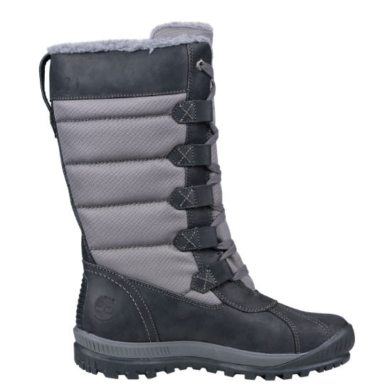 TIMBERLAND- WOMENS MT HAYES TALL WATERPROOF BOOT