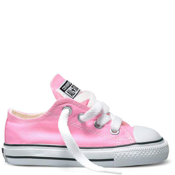 CONVERSE- Chuck Taylor All Star Junior Low Top Pink