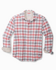 TOMMY BAHAMA- CANYON BEACH PLAID SHIRT (more colours)