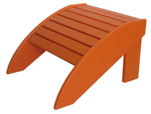 Taylors Recycled Plastics- Contoured Foot Stool