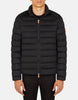 SAVE THE DUCK- MEN'S SOLD STRETCH PUFFER JACKET