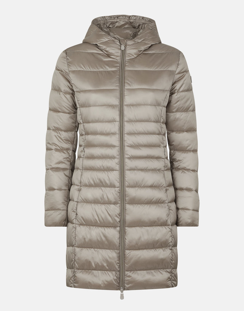 SAVE THE DUCK- WOMEN'S IRIS HOODED COAT