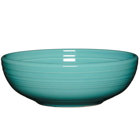 FIESTA- MEDIUM BISTRO BOWL TURQUOISE