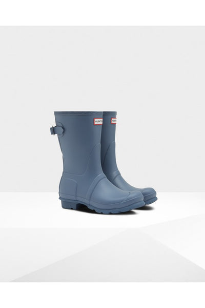 HUNTER- WOMEN'S ORIGINAL SHORT BACK ADJUSTABLE RAINBOOTS