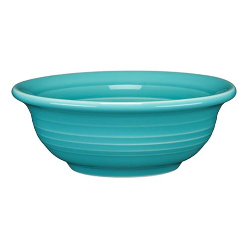 FIESTA- FRUIT/ SALAD BOWL TURQUOISE